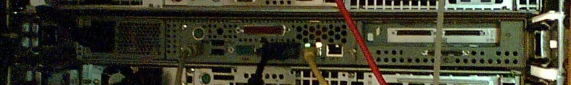 achterkant server