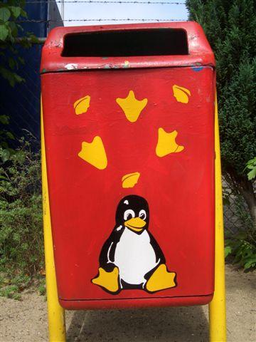 Linux afvalbak