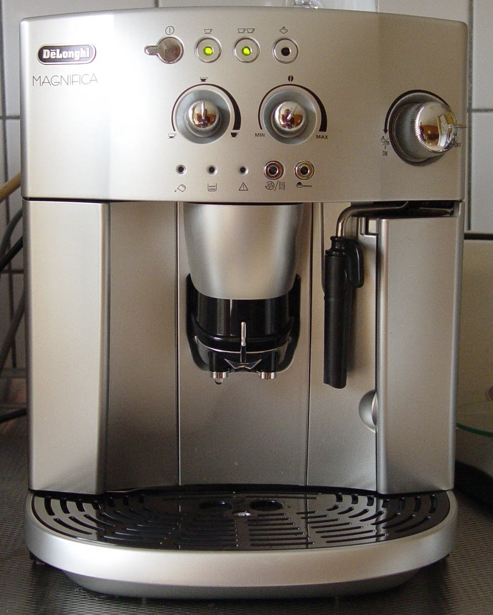 espressomachine
