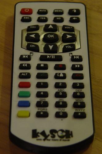 Tux Remote